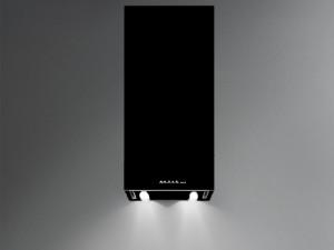 Falmec Design campana extractora de isla o mural MIRA BLACK