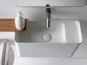 Falper Bauletto lavabo mural WL2
