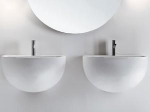 Falper Bowl lavabo mural D5H