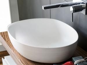Falper Handmade lavabo sobre encimera D5N
