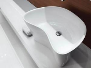 Falper Level 45 lavabo sobre encimera WA1