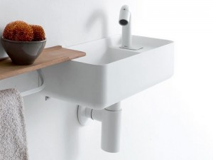 Falper Mini Bauletto lavabo mural WL3
