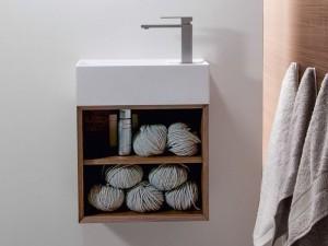 Falper D5K mueble lavabo mural