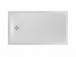 Falper H3 plato de ducha con desagüe lateral 80cm