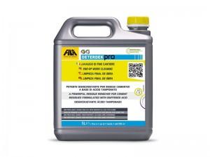 Fila Deterdek Pro 5L detergente disincrustante para la colocación del material DETERDEKPRO5