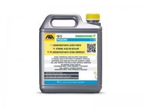 Fila PHZERO 5L descalcificador de ácido fuerte PHZERO-5L
