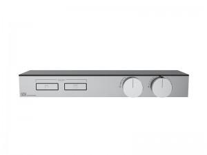 Gessi HI-FI Shelf mezclador termostático de estante con 2 funciones 63022