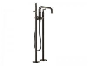 Gessi Inciso grifo independiente de pie para bañera 58028