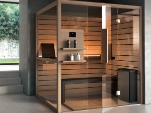 Hafro Kalika sauna finlandesa SKA10064-1D006