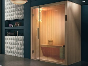 Hafro Kyra sauna angular SKY10036-1S006
