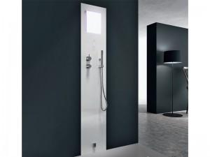 Hafro Rigenera 200 columna de ducha multifuncion empotrada con baño turco 4RIB1N0