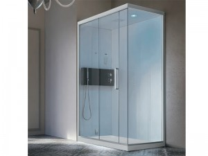 Hafro Soul Integra cabina de ducha multifuncion angular 1SUB1S2