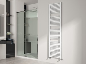 Irsap Geo calefactor de baño 81,8x50cm ECS050B01IR01NNN