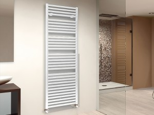 Irsap Pareo calefactor de baño 80x60cm NOP060B01IR01NNN
