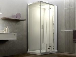 Jacuzzi Cloud cabina de ducha multifuncion 9448280ADX