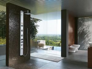 Jacuzzi Es columna de ducha multifuncion mural 944905480