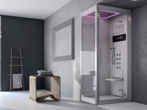 Jacuzzi Frame cabina de ducha multifuncion 9448258A