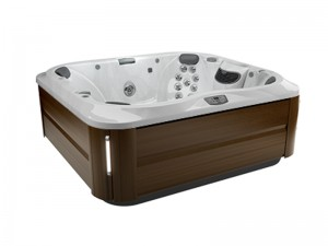 Jacuzzi J-365 minipiscina de hidromasaje freestanding indoor y outdoor J-365-9446-26031