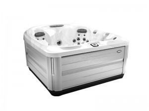 Jacuzzi J-435 minipiscina de hidromasaje freestanding indoor y outdoor J-435-9446-41165