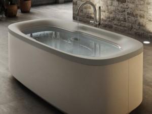 Jacuzzi Muse bañera de hidromasaje freestanding 9F43793ASX
