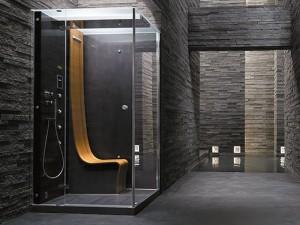 Jacuzzi Omega cabina de ducha multifuncion 9547123ADX