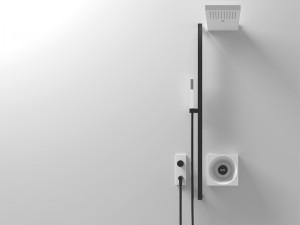 Jacuzzi XYZ+ columna de ducha XY2003201