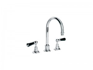 Lefroy Brooks Classic grifo para lavabo 3 agujeros BL1230