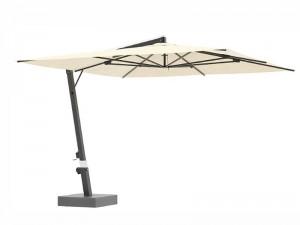 Ombrellificio Veneto Eclisse sombrilla de brazo lateral 400x500cm ECLISSE