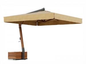 Ombrellificio Veneto Vespucci sombrilla de brazo lateral 400x400cm VESPUCCI
