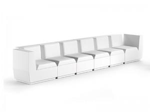 Plust Big Cut composición sofá outdoor BIGCUT
