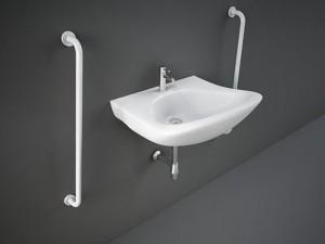Rak Bella lavabo mural para discapacitados BEWB00001