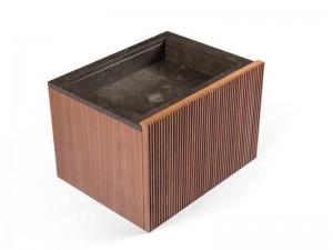 Salvatori Adda mueble mural con lavabo integrado ADPC3