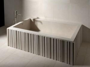 Salvatori Ishiburo bañera de pié ISV