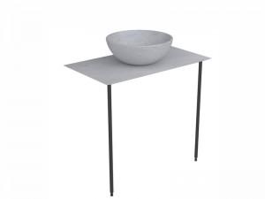 Salvatori Fontane Bianche Ninfa mueble lavabo NIM