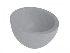 Salvatori Uovo lavabo sobre encimera UOVO