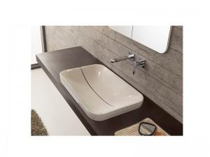 Scarabeo Mizu lavabo de encaje 9004