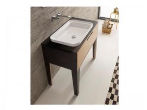 Scarabeo Mizu lavabo de encaje 9008