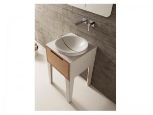Scarabeo Mizu lavabo de encaje 9002