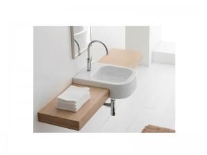 Scarabeo Next 40D lavabo semi empotrado 8047D