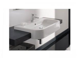 Scarabeo Next 80D lavabo semi empotrado 8047D80