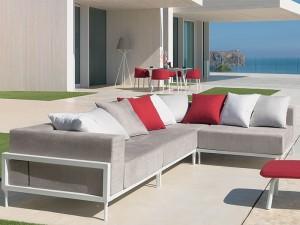 Talenti Cleo Alu composicion sofá outdoor