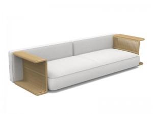 Talenti Cliff Decò sofa en telo CLIDCDIV3-T