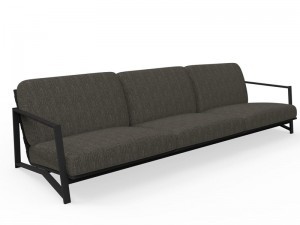 Talenti Cottage sofá de 3 plazas de lujo COTDIVLUX3