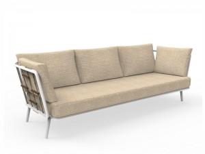 Talenti Soho sofá 3 plazas outdoor SODIV3PB