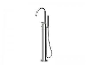 Zucchetti Isystick grifo para bañera freestanding con ducha de mano ZP1629