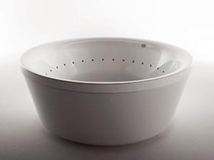 Zucchetti Kos Geo bañera de hidromasaje de pié