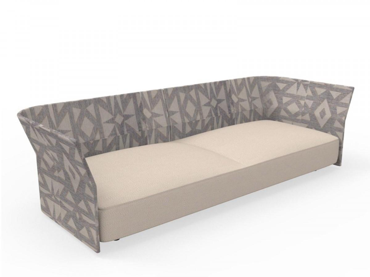 Talenti Cliff Decò sofa en telo CLIDIV3-T